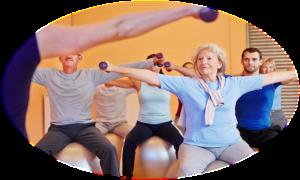 Oval Senior Exercise